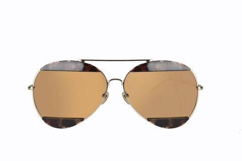 Image of Mirrored Flash Aviators
