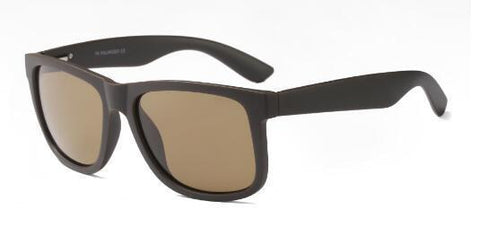 Image of Polarized Black Wayfarers