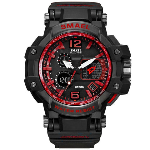 Image of Mens Casual Waterproof LED Sports Watch