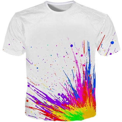 Image of Paint Splat Tee