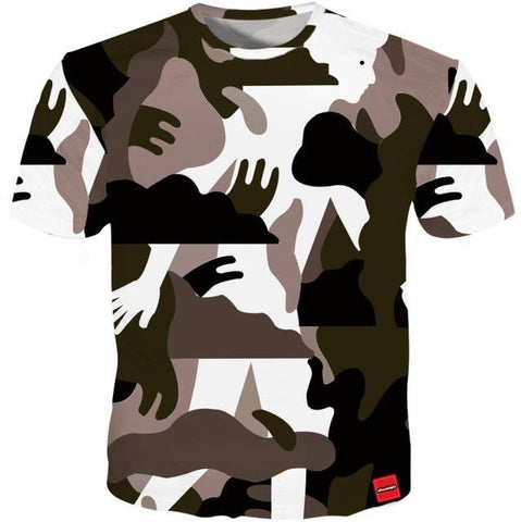 Image of Dark Camo Tee