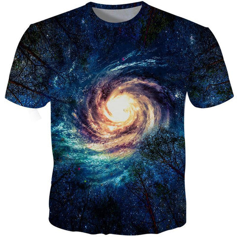 Image of Space Nebula Tee