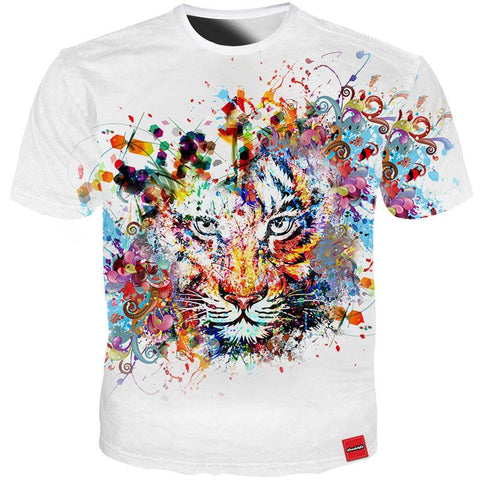 Image of Tiger Confetti Tee