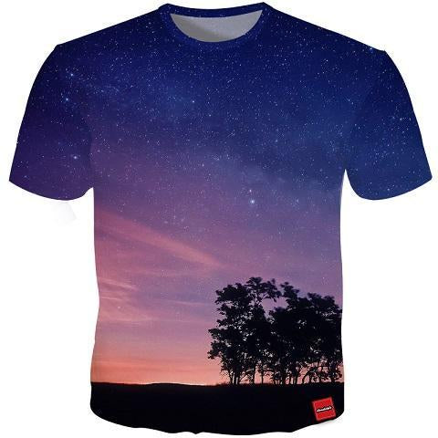 Image of Starry Forest Tee