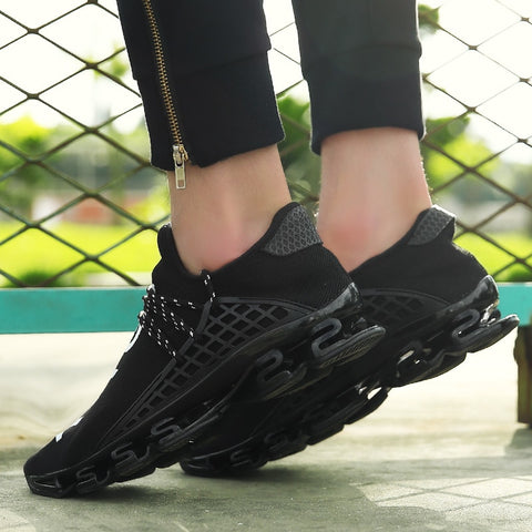 Midnight Global Lux Runners Sneakers