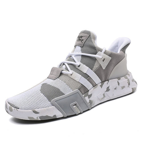Camo Breathable Fitness Sports Trainers