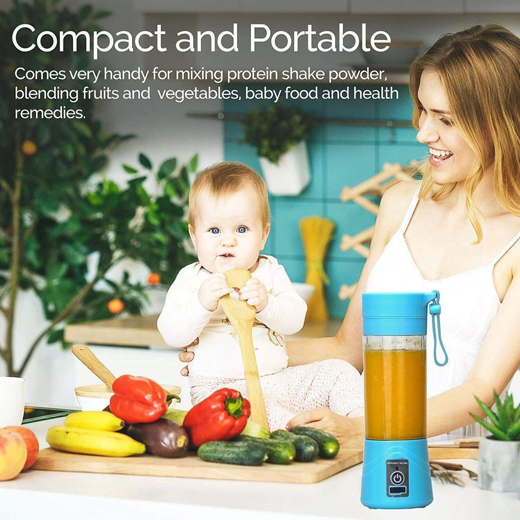 Portablend® - The Portable USB Personal Blender