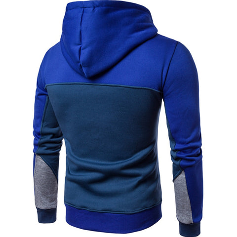 Drawstring Fashionable Long Sleeve Casual Hoodie