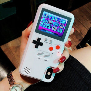 Retro Game Phone Case For iPhone