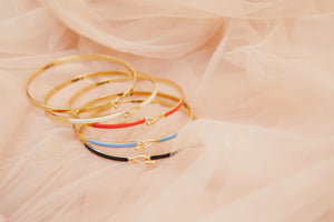 Bracelet Lily, nouvelle collection de bijoux bangle up