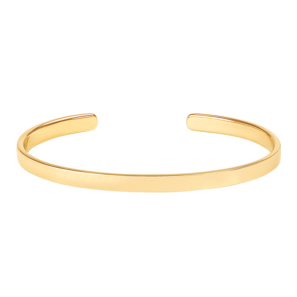 Jonc Bangle - Or light Jonc BangleUp