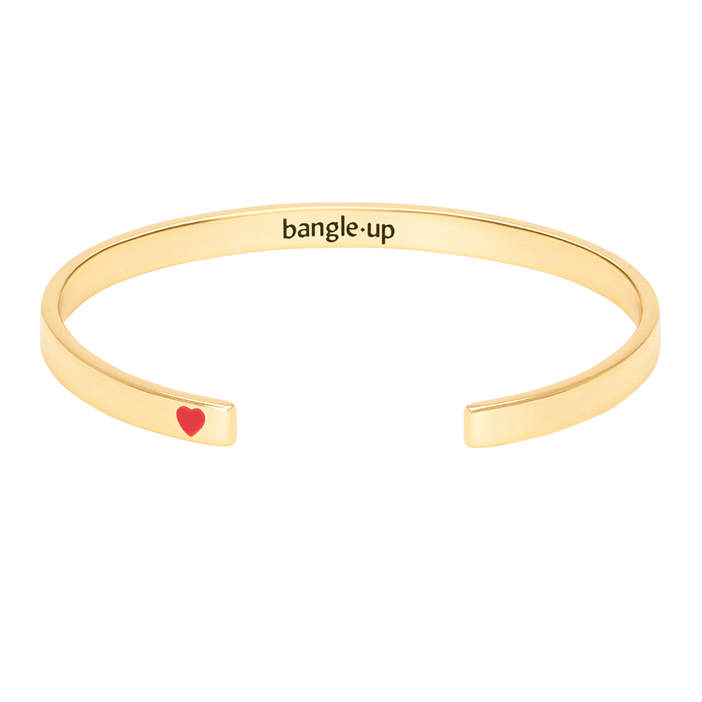 Jonc Grigri - Or Light Jonc BangleUp