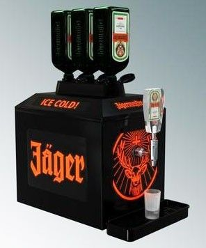 Shaken Not Stirred The Jagermeister Machine Cheaphumidors