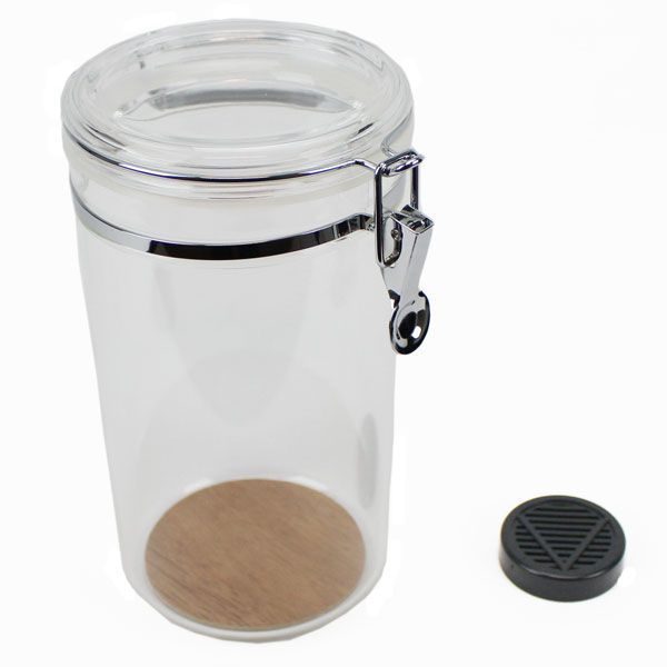 25 Count Acrylic Cigar Jar