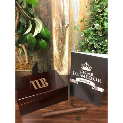 Intro Humidor & Accessories Kit with FREE Engraving