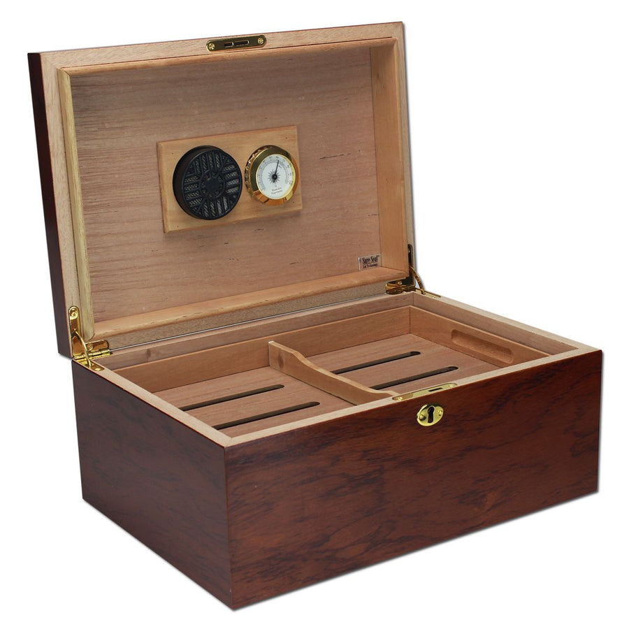 IMPERFECT- The Milano Cigar Humidor- IMPERFECT