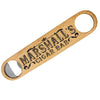 Personalized Wood Speed Bottle Opener
