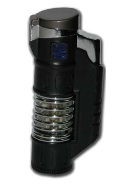 Coil Double Flame Butane Torch Lighter