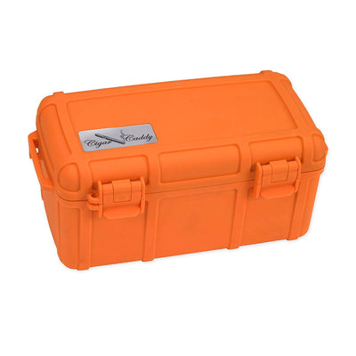 CIGAR CADDY 3540-R BLAZE 15 CIGAR TRAVEL HUMIDOR