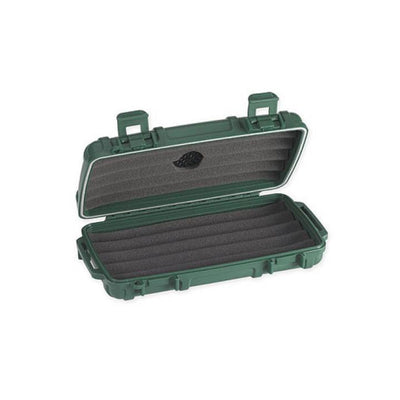 Cigar Caddy 3400 Country Club Green 5 Cigar Travel Humidor