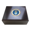 United States Air Force 25 Cigar Humidor