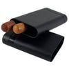 Three Cigar Telescoping Cigar Case