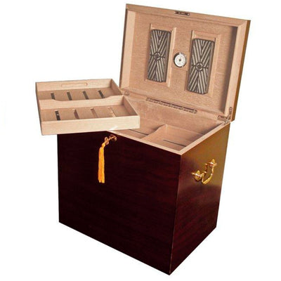 The Havana Foot Locker Cigar Humidor
