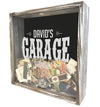 Personalized Acid Wash Cigar Band Shadow Box - Garage & Humidor