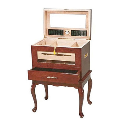 The Geneve Standing Cigar Humidor