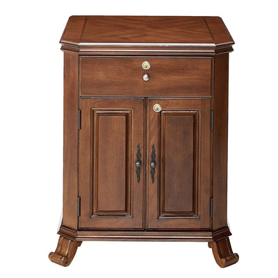 The Montegue End Table Cigar Humidor