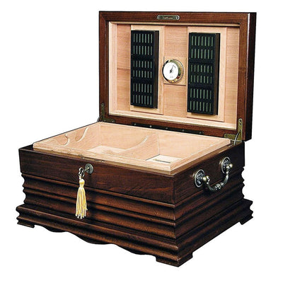 The Tradition Antique Cigar Humidor