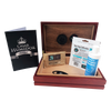 The Beginners 30 Cigar Humidor & Accessories Combo