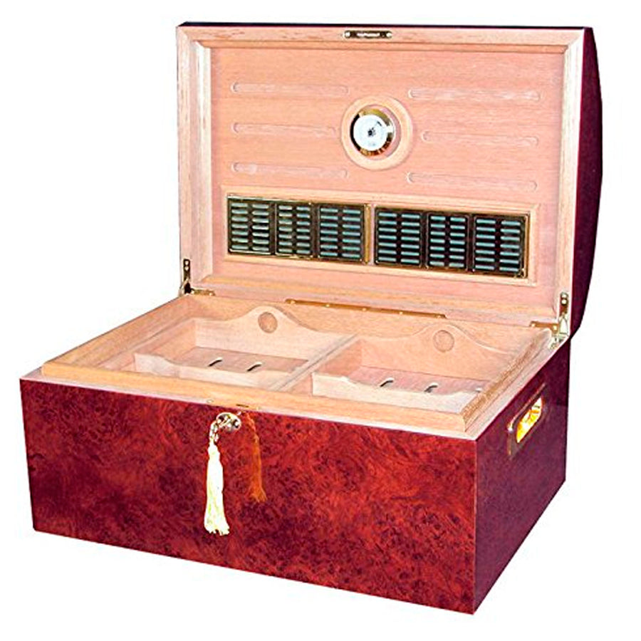 The Treasure Dome Cigar Humidor
