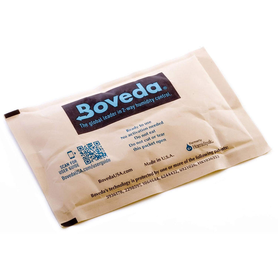 Boveda EZ Seasoning Kit