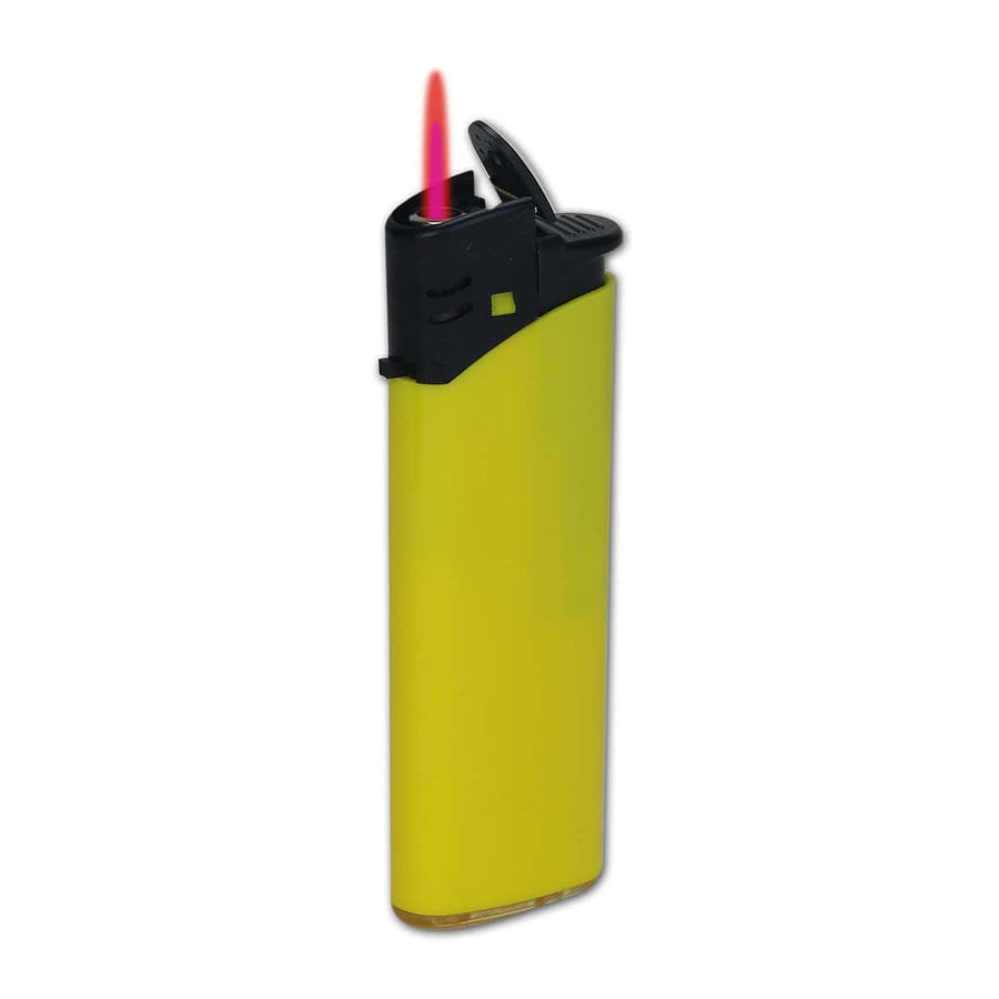 The Neon Windproof Single Red Torch Lighter