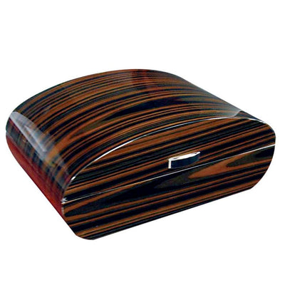Waldorf 150 Cigar Arc Shaped Cigar Humidor