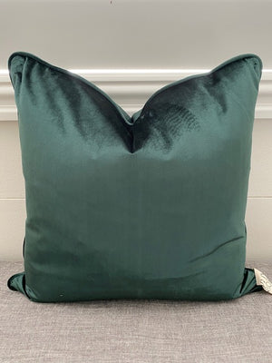 Sawyer Cushion Spruce Velvet