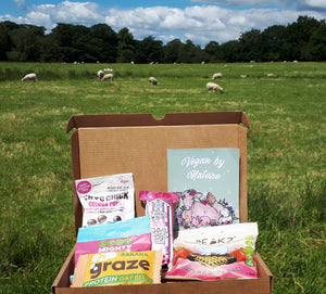 Pink easy- no need to over think those vegan snacking needs we've got your back!