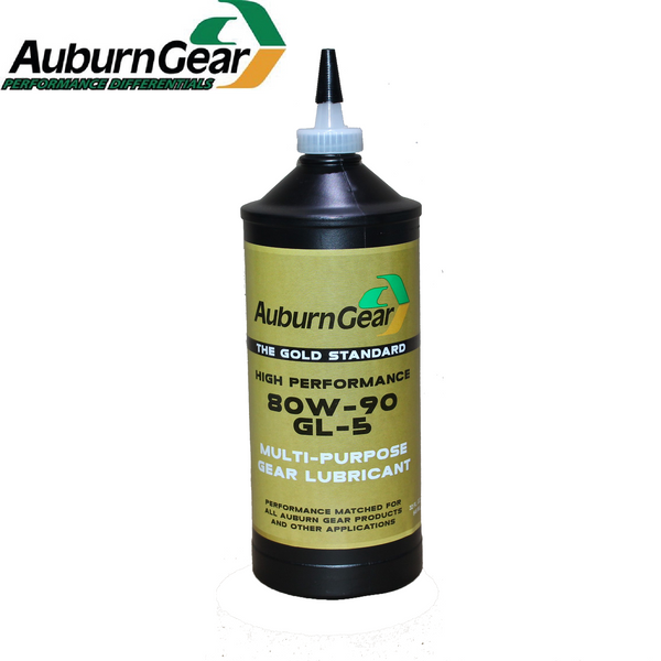 504107 Auburn High Performance Differential Gear Oil 80W-90 GL-5 1-Quart