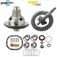 "Ford 8"" Differential Upgrade Package w/ Trac Lok Posi"