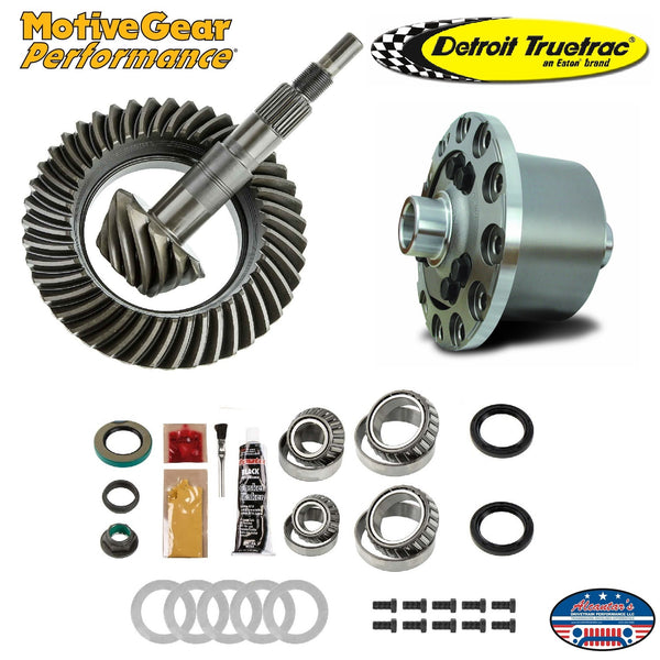 2004-2006 Pontiac GTO Detroit Truetrac, Motive Gear Ring & Pinon and Master Bearing Kit Package