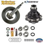 Powertrax Grip Pro, Motive Gear Ring & Pinon and Master Bearing Kit Package for 2004-2006 Pontiac GTO