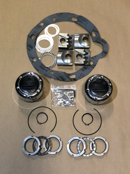NP203 Part Time Conversion Kit with Locking Hubs and Nut Conversion Kit