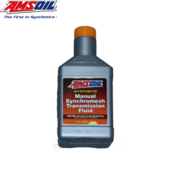 MTFQT Amsoil Manual Synchromesh Transmission Fluid 5W30