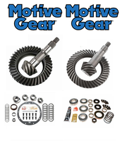 Motive Gear 1999-2008 GM 1500 4x4 Trucks Front and Rear Ring & Pinion w/ Master Bearing Kit Package