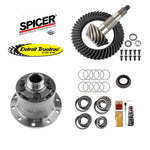 Spicer Ring & Pinion and Truetrac Posi Package for 2004-2015 Nissan Titan Differential
