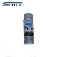 1002B STEEL-IT 14oz Gray Polyurethane Aerosol Spray Can
