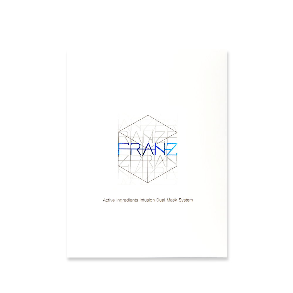 FRANZ Premium Active Ingredients Infusion Dual Microcurrent Mask System (2 ea)