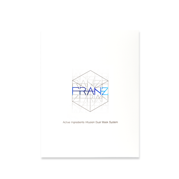 FRANZ Premium Active Ingredients Infusion Dual Mask System (2 ea)