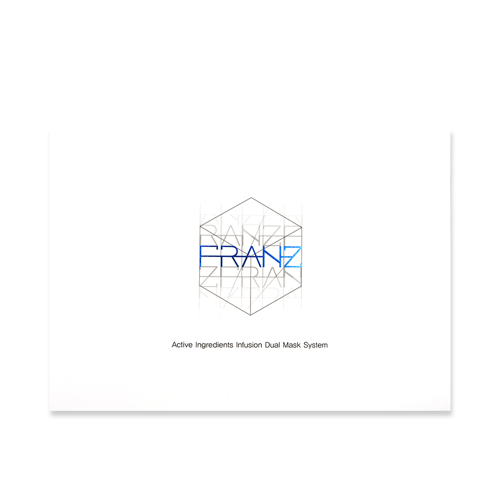 FRANZ Active Ingredients Infusion Microcurrent Dual Mask System (5 ea)